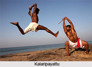 Kalaripayattu , Martial Art of Kerala