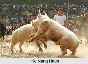 Ke Nang Haun, Indian Traditional Sports