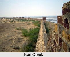 Kori Creek, Kutch, Gujarat
