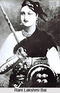 Lakshmi Bai, Rani of Jhansi