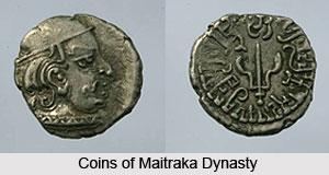 Maitraka Dynasty