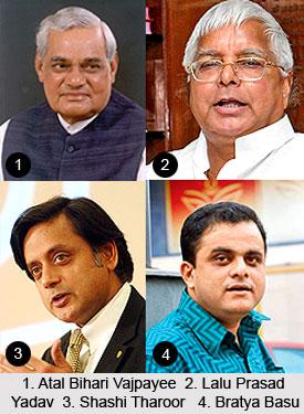Male Politicians of India