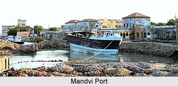 Mandvi Port , Kutch, Gujarat