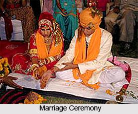Marriage ceremonial laws in Manu Smriti