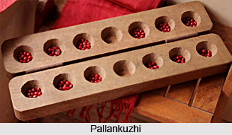 Pallankuzhi, Board Game of Tamil Nadu