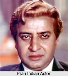 Pran, Indian Actor