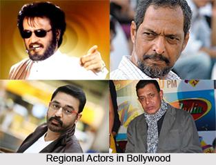 Regional Actors in Bollywood