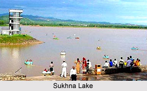 Sukhna Lake, Chandigarh, Punjab