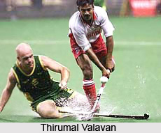 Thirumal Valavan, Indian Hockey Player