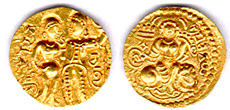 Coins of Chandragupta I