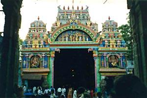 Coodal Azhagar Temple Madurai, Tamil Nadu