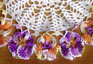 Crochet Embroidery
