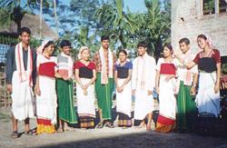 Deori Tribe, Assam