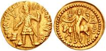 coins of Vasudeva