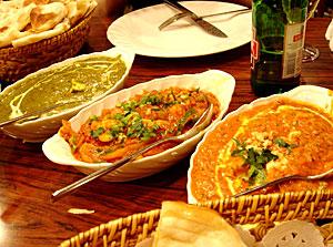 Modern Era in Indian Food