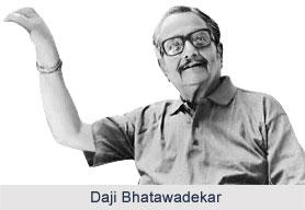 Daji Bhatawadekar, Indian actor