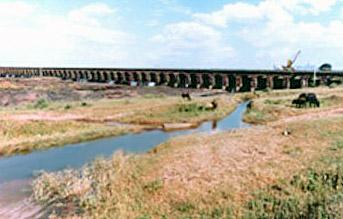 Darna River, Indian River