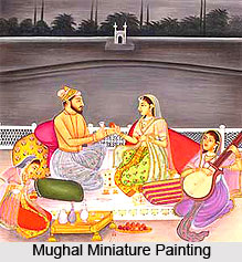 Indian Paintings in Medieval Age