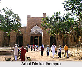 Origin of Islamic Architecture In India