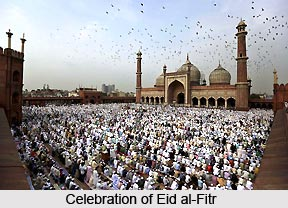 Id  Ul  Fitr , Indian Muslim Festival