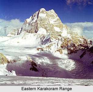 Eastern Karakoram Range, Indian Himalayan Regions