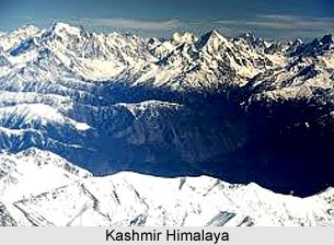 Kashmir Himalaya, Indian Himalayan Region