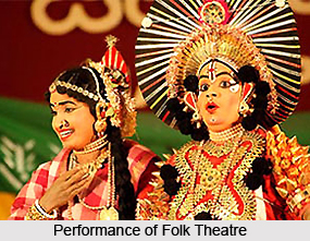 Folk Theatres of South India