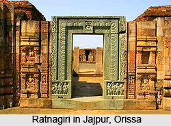 Buddhist trail and sites in Orissa