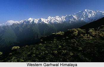 Western Garhwal Himalaya, Indian Himalayan Regions