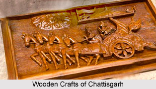 Wood Crafts Of Central India