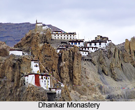 Monasteries in Northern India