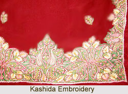 Embroidery in Northern India
