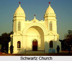Churches in Tamil Nadu