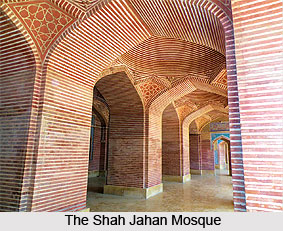 Architecture of Gujarat During Shah Jahan, Mughal Architecture