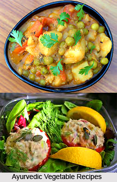 Ayurvedic Vegetable Recipes