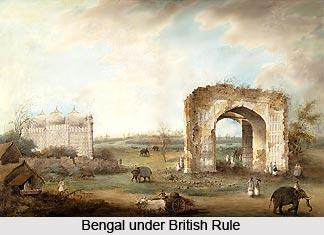 Bengal under British rule
