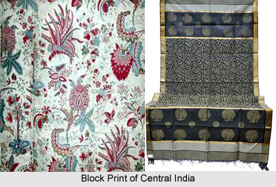 Block Print of Central India