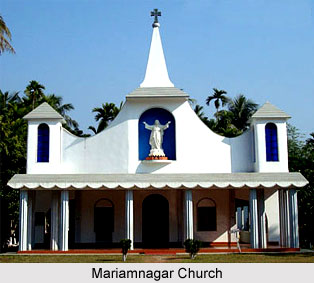 Churches of Tripura
