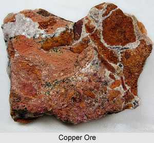 Copper, Indian Mineral Resources