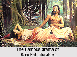 Dramas in Sanskrit Literature