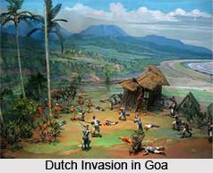 Dutch Invasion in Goa