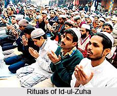 Id ul  Zuha , Indian Muslim Festival