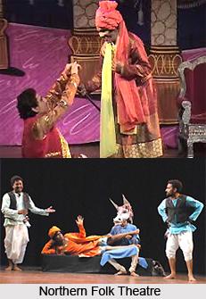 Folk Theatre of North India