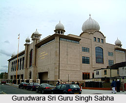 Gurdwara of Western India