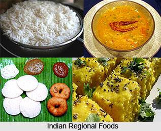Indian Regional Foods