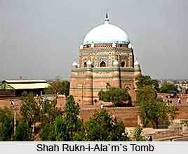 indo islamic architecture in punjab