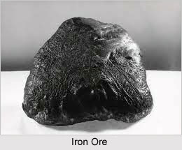 Iron, Indian Mineral Resources