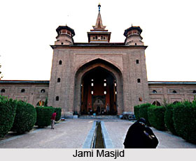 Indo- Islamic Architecture  in Kashmir