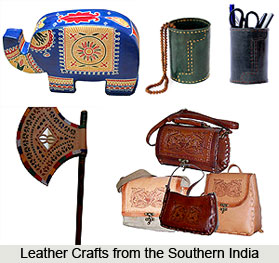 Leather Crafts of Southern India