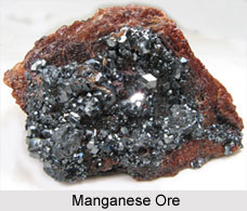 Manganese, Indian Mineral Resources